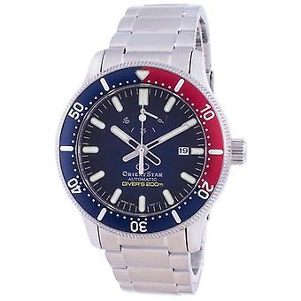 Orient Star Automatyczny Nurek Re-au0306l00b Japonia Wykonane 200m Męski zegarek