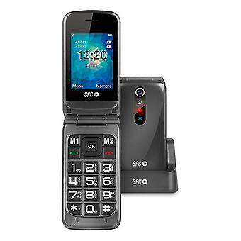 "Mobiltelefon SPC 4610N 800mAh Bluetooth 2.4"" Grå"