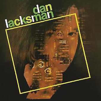 Dan Lacksman - Dan Lacksman Neon Grön Vinyl