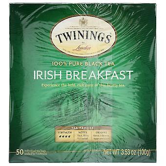 Twining Tea Tea Irish Brkfst, Case of 6 X 50 PC