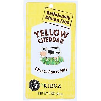 Riega Sauce Mix Chse Chdr Ylw G, tilfælde af 8 X 1 Oz