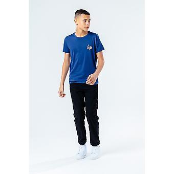 Hype Childrens/Kids Side Zip T-Shirt