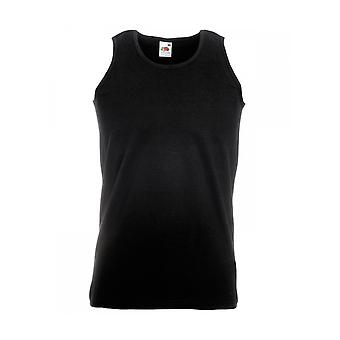Fruit of The Loom Valueweight Athletic Vest 61098