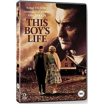 This Boys Life DVD (2011) Robert De Niro Caton-Jones (DIR) cert 15 Regio 2