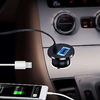 Bluetooth Car Kit Stereo Music Receiver Mp3 Player Freisprecheinrichtung 3,5 mm Aux Eingang