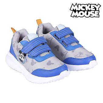 Sports Shoes for Kids Mickey Mouse Blue