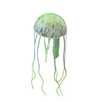 Farebné umelé medúzy