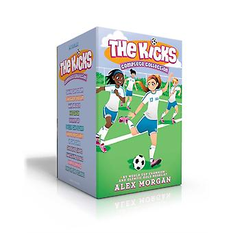The Kicks Complete Collection  Saving the Team Sabotage Season Win or Lose Hat Trick Shaken Up Settle the Score Under Pressure In the Zone Choosing Sides Switching Goals Homecoming Fans in by Alex Morgan