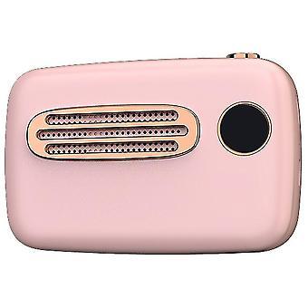 Outdoor-Sport tragbare kleine Lautsprecher (Pink)