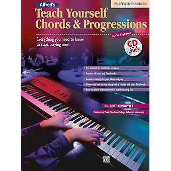 Teach Yourself Chords and Progress. Book