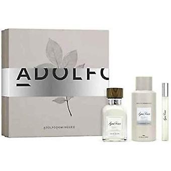 Men's Conjunto de Perfumes Agua Fresca Adolfo Domínguez (3 uds)