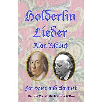 Holderlin Lieder (Alan Ridout )