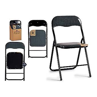 Taittuva tuoli PVC Metal (44 x 79 x 47,5 cm)
