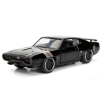 Fast and Furious 8 Doms Plymouth GTX 1:32 Scale Jada 98300