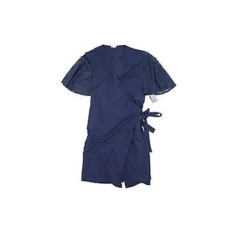Kiyonna | Charming Lace Wrap Dress