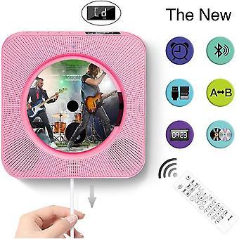 Bluetooth English Home Portable Album Cd Player