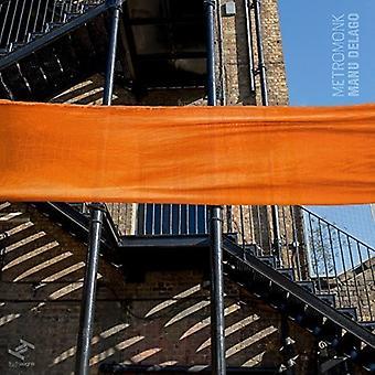 Manu Delago - Metromonk [Vinyl] USA import