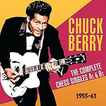 Chuck Berry - Berry Chuck-die komplette Chess Single [CD] USA import