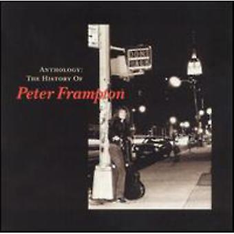 Peter Frampton - Anthologie-Geschichte von Peter Fra [CD] USA import