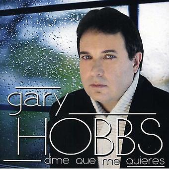 ゲイリー ホッブズ - ダイム Que 私ため [CD] USA 輸入