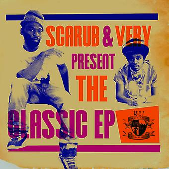 Afro Classics - Classic EP [CD] USA import