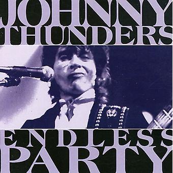 ジョニー ・ サンダース - 無限のパーティー [CD] USA 輸入