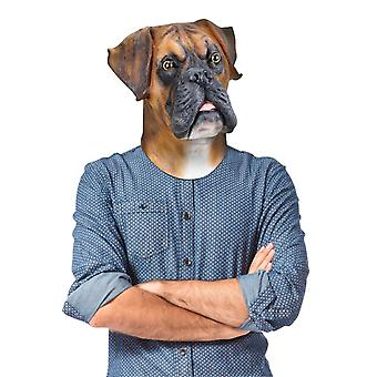 Barry of the boxer dog mask Boxer mask super real original