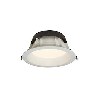 Comodidad de Ansell 18W LED Downlight, 4K, regulación Digital + emergencia