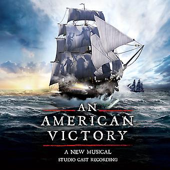 An American Victory / S.C.R. - An American Victory / S.C.R. [CD] USA import