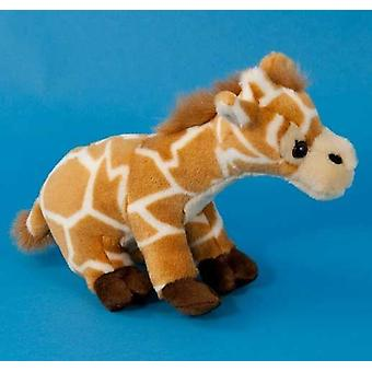 Dowman Sitting Giraffe Soft Toy 25cm (RA521)