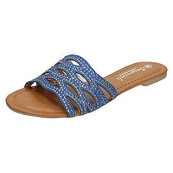 Mesdames Savannah occasionnels Open Toe Sandals
