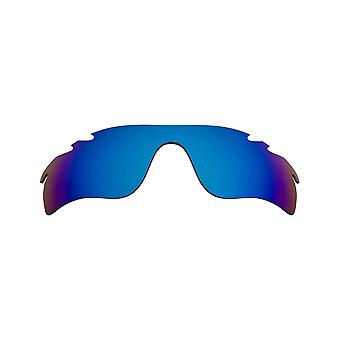 Replacement Lenses for Oakley Vented Radarlock Path Sunglasses Blue Anti-Scratch Anti-Glare UV400 by SeekOptics