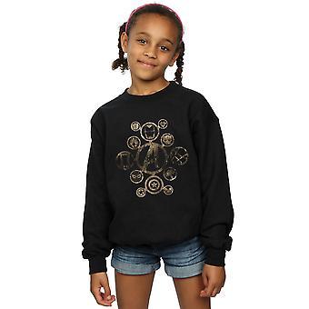 Marvel Girls Avengers Infinity War Icons Sweatshirt