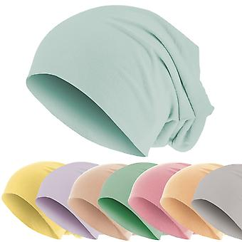 Urban classics pastel Jersey slouch Beanie unisex