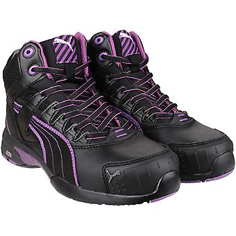 Puma Safety Footwear Womens/Ladies Stepper Comfort S3 Mid HRO SRC Safety Boots
