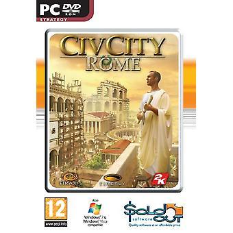 CivCity Rome (PC DVD) - Jak nowy