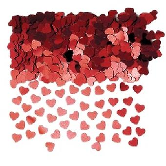 Confetti Red Hearts Buy 1 get the other Free (2 x bag 84g)