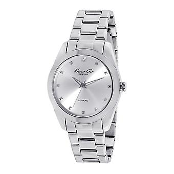 Kenneth Cole Nowy Jork kobiety nadgarstka zegarek analogowy ze stali nierdzewnej 10007956 / KC4947