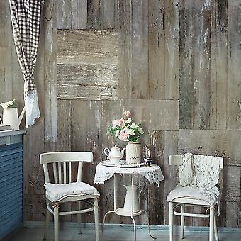 Fototapeta - W rustykalnym stylu