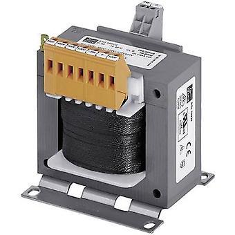 STU 130/24 Blocksteuerung Transformator, Trenntrafo, Sicherheitstransformator 1 x 24 V AC 130 VA 5,42 A
