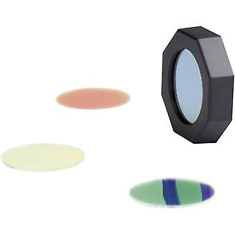 Ledlenser 0313-F Colour filter M7, M7R, MT7, M8, P7, P7R, L7, T7, T7.2, T7 M, B7, H14, H14 R, H14R. 2 Red, Yellow, Blue, Green