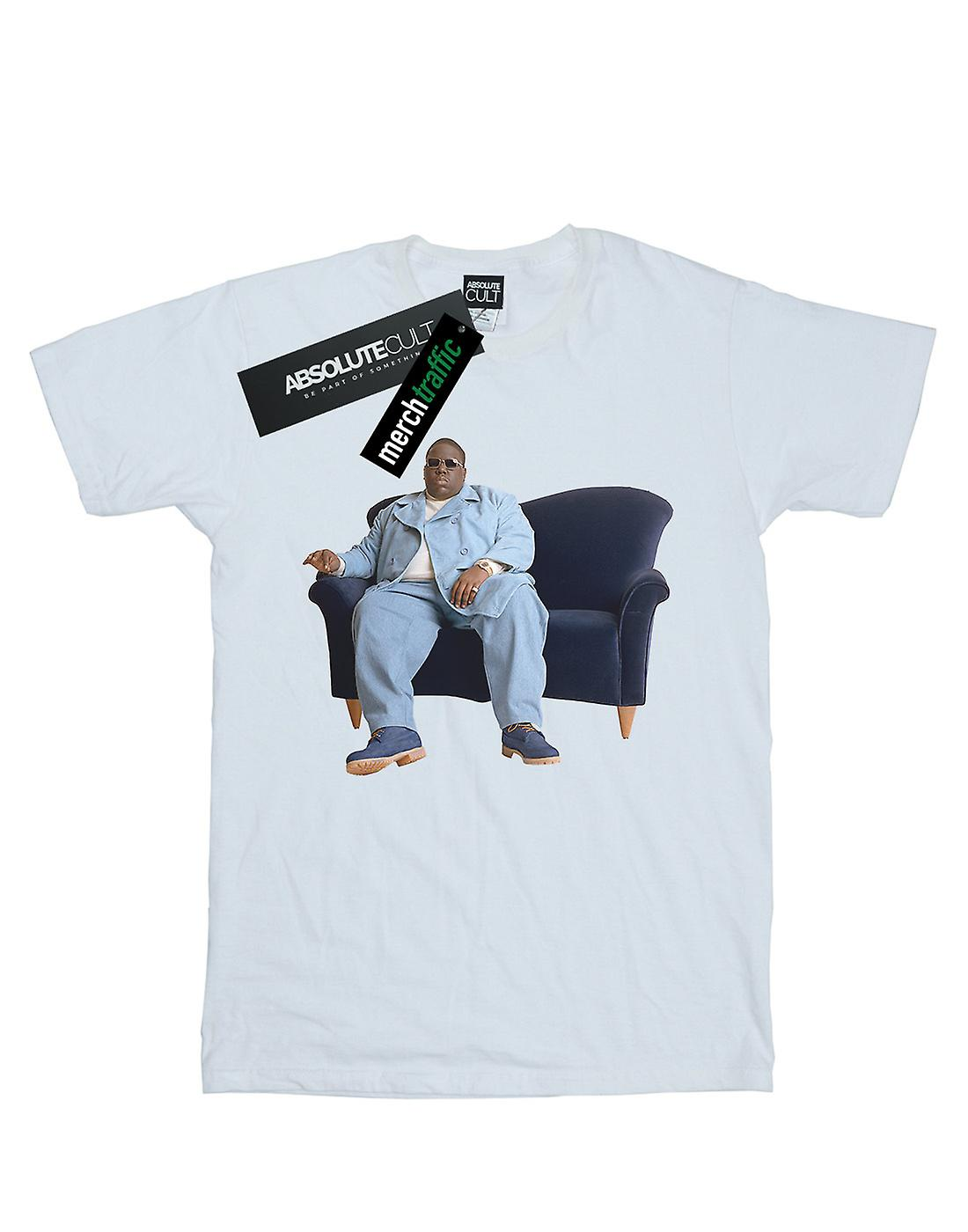 Notorious BIG Boys Blue Couch T-Shirt