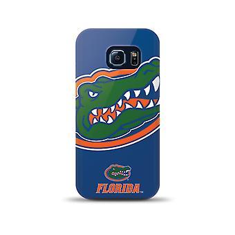 Mizco Sports NCAA Oversized Snapback TPU Case for Samsung Galaxy S6 Edge (Florida Gators)