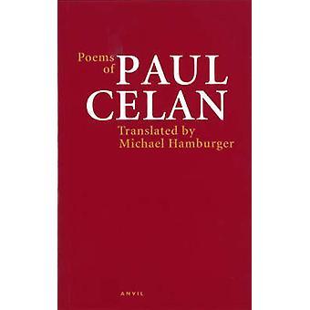 Poemas de Paul Celan por Paul Celan - Michael Hamburger - 9780856463990