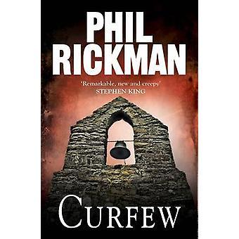 Ulkonaliikkumiskielto (Main) mennessä Phil Rickman - 9780857896933 kirja