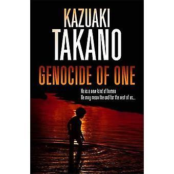 Sukupuutto on Kazuaki Takano - 9781444759532 Kirja