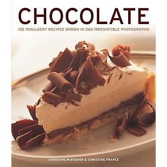 Chocolat - 135 recettes Indulgent montrés photo irrésistible 260