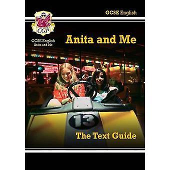 GCSE engelsk tekst - Anita og meg av CGP bøker - CGP guidebøker - 97