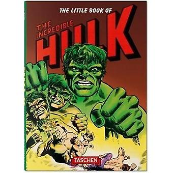 The Little Book of Hulk by The Little Book of Hulk - 9783836567855 Bo