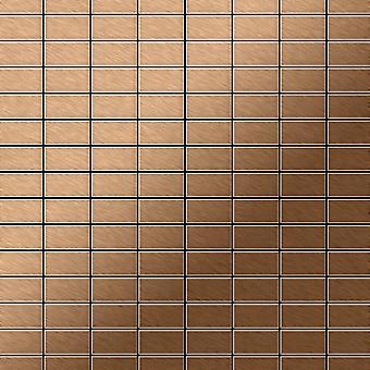 Metal mosaic Titanium ALLOY Bauhaus-Ti-AB